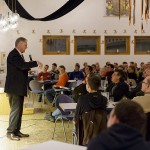 """Prof. Dr. Nöhle """"Kommunikation in der medialen Überflussgesellschaft"""" 2016"""